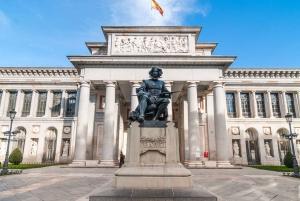 El Prado Museum and the Royal Palace Walking Tour