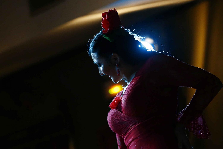 """Flamenco Masterclass & Show at """"Cafe de Chinitas'"""