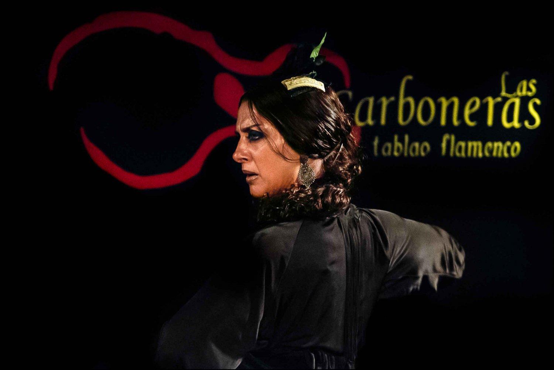Flamenco Show at Tablao Las Carboneras