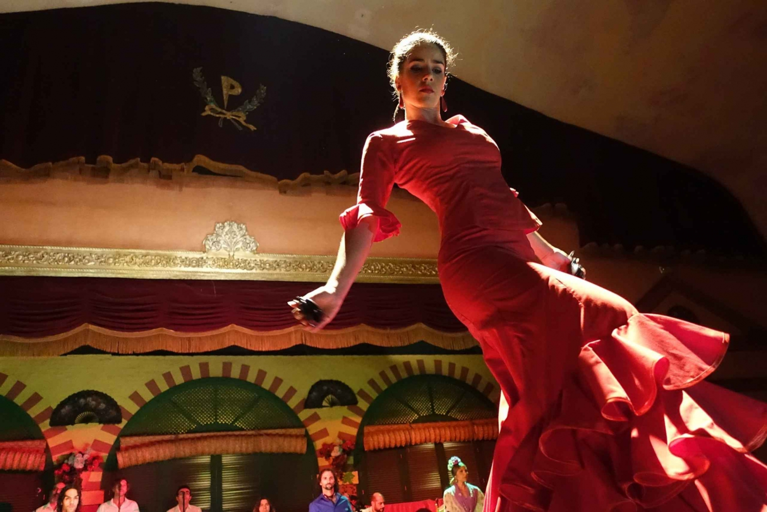Flamenco Show in the Center of Madrid