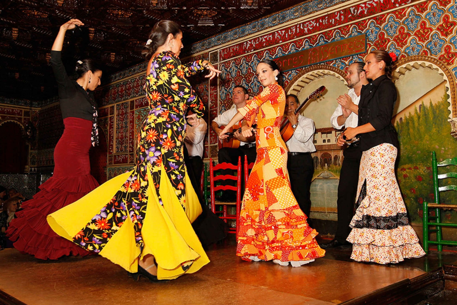 Flamenco Show with Optional Dinner and Class