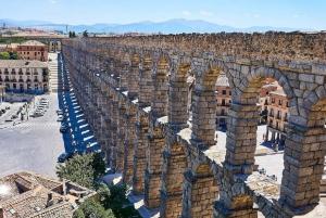 From Day-Trip to Segovia, Avila & Toledo