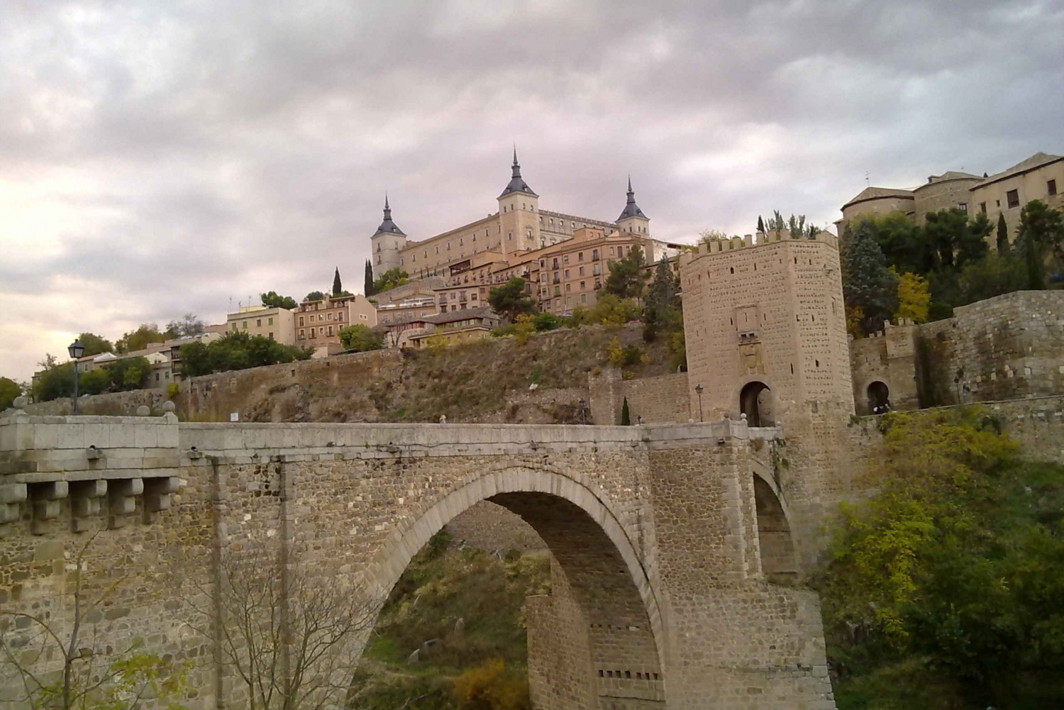 From Full-Day All-Inclusive Trip to Toledo