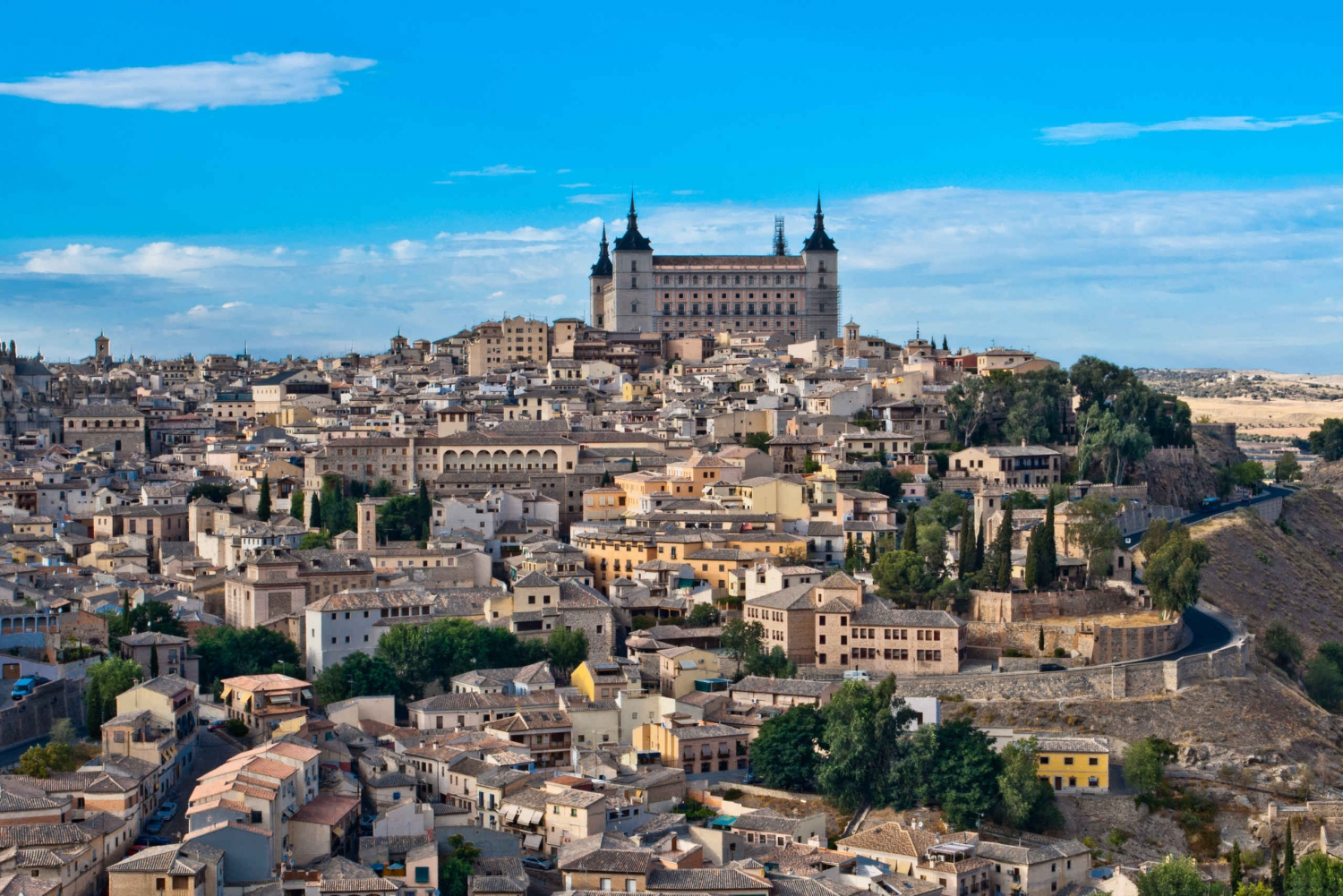 From Full-Day Private Tour to Toledo