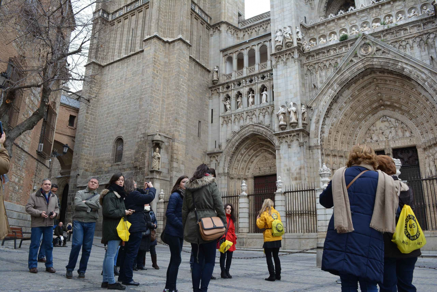 From Full-Day Toledo and Segovia Tour