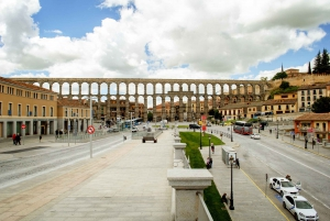 From Madrid: Ávila with Walls & Segovia Full-Day Tour