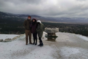 From Madrid: Day Trip to Guadarrama National Park