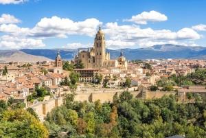 From Madrid: Day-Trip to Segovia, Avila & Toledo