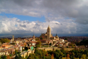 From Madrid: Toledo and Segovia at Your Own Pace