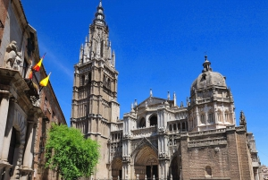 From Madrid: Toledo Day Trip with Guided Tour