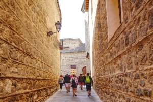 From Madrid: Toledo Half Day Trip and Cathedral Visit