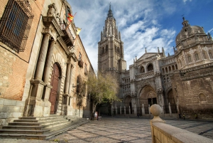 FROM MADRID: Toledo Private tour