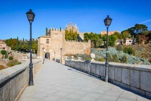 From Madrid: Toledo, Segovia, & Alcazar Small-Group Tour