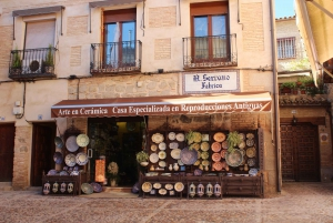 From Madrid: Toledo Tour with Wine Tasting and 7 Monuments