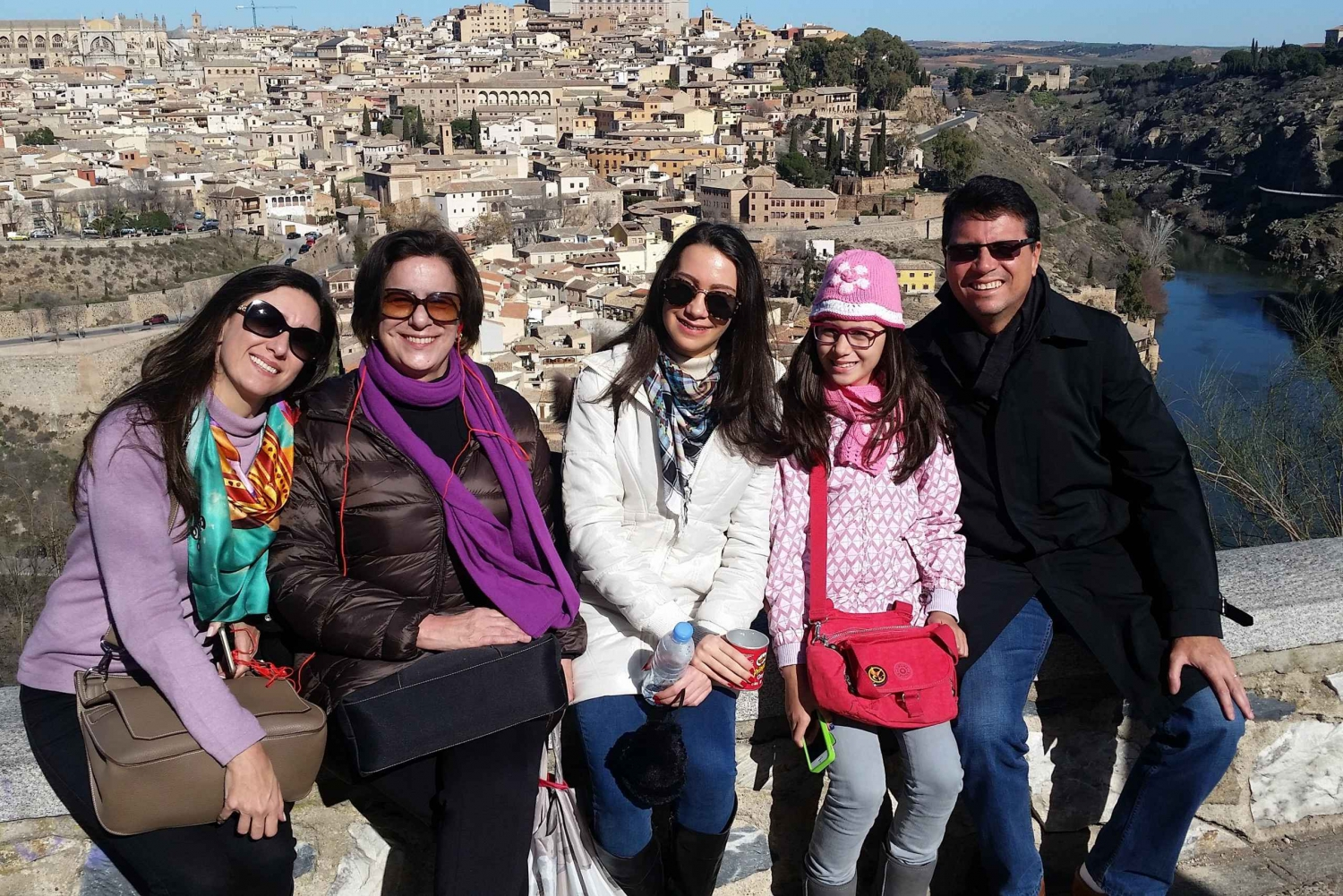 From Private Small Group Tour of Toledo