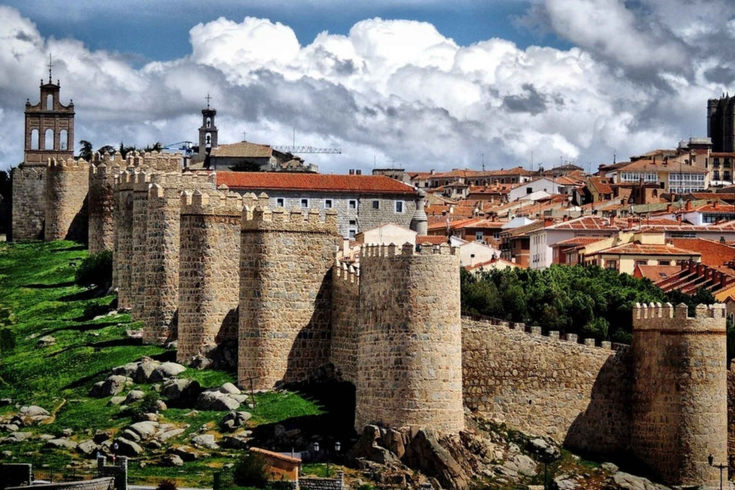 From Segovia, Avila and Toledo Three Cities Day Trip