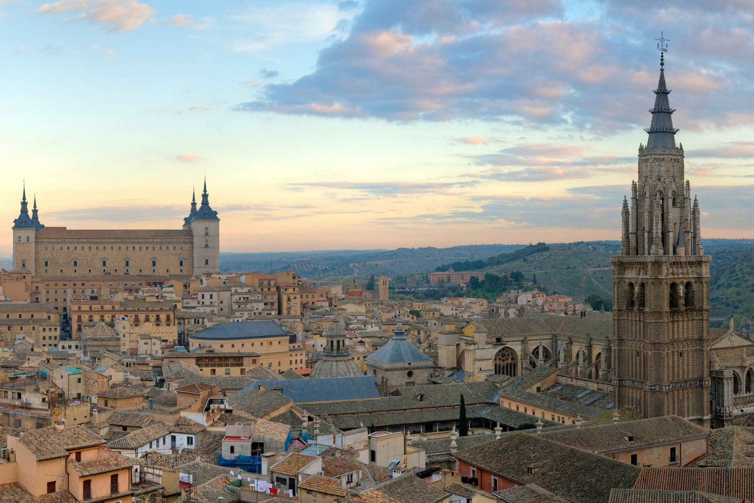 From Toledo and El Greco Tour with Lunch