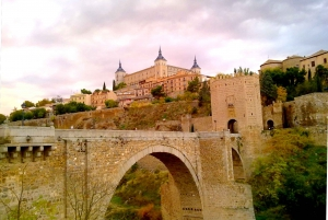 From Toledo and Segovia at Your Own Pace