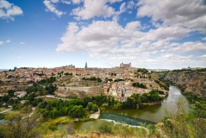 From Toledo Half Day Trip and Cathedral Visit