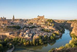 From Toledo, Segovia, & Alcazar Small-Group Tour