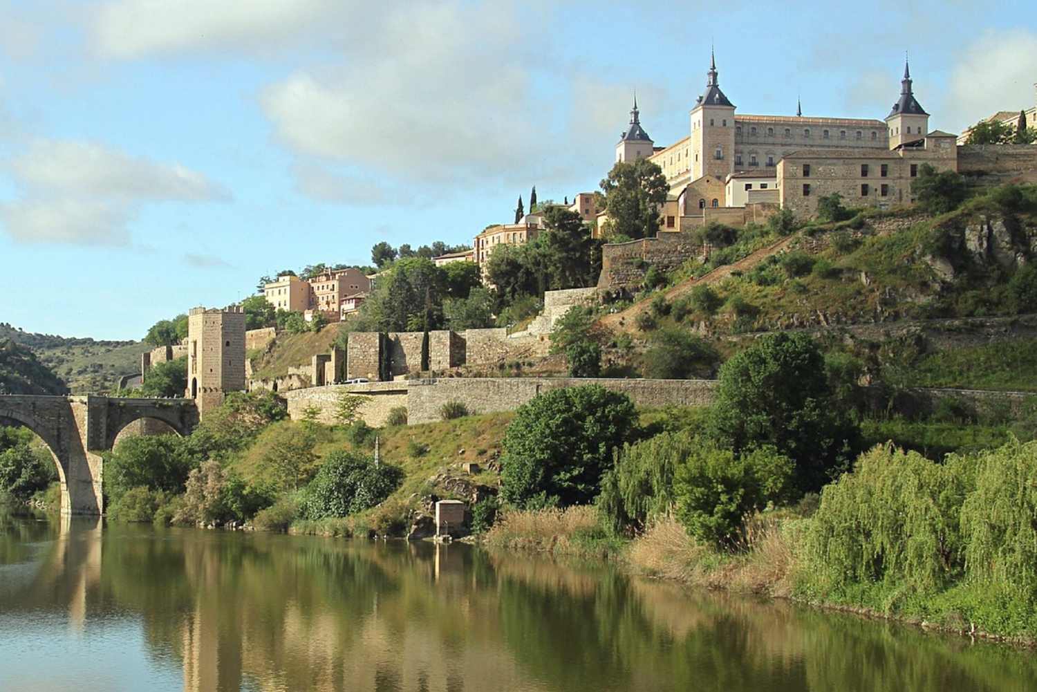 From Toledo with 7 Monuments and Optional Cathedral