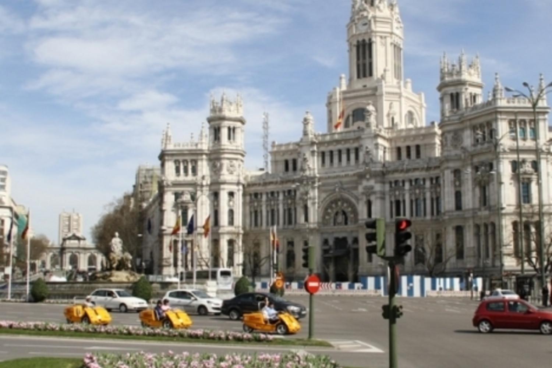 GoCar Madrid Cosmopolitan Tour