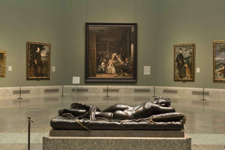 Guided Tour Prado Museum in English