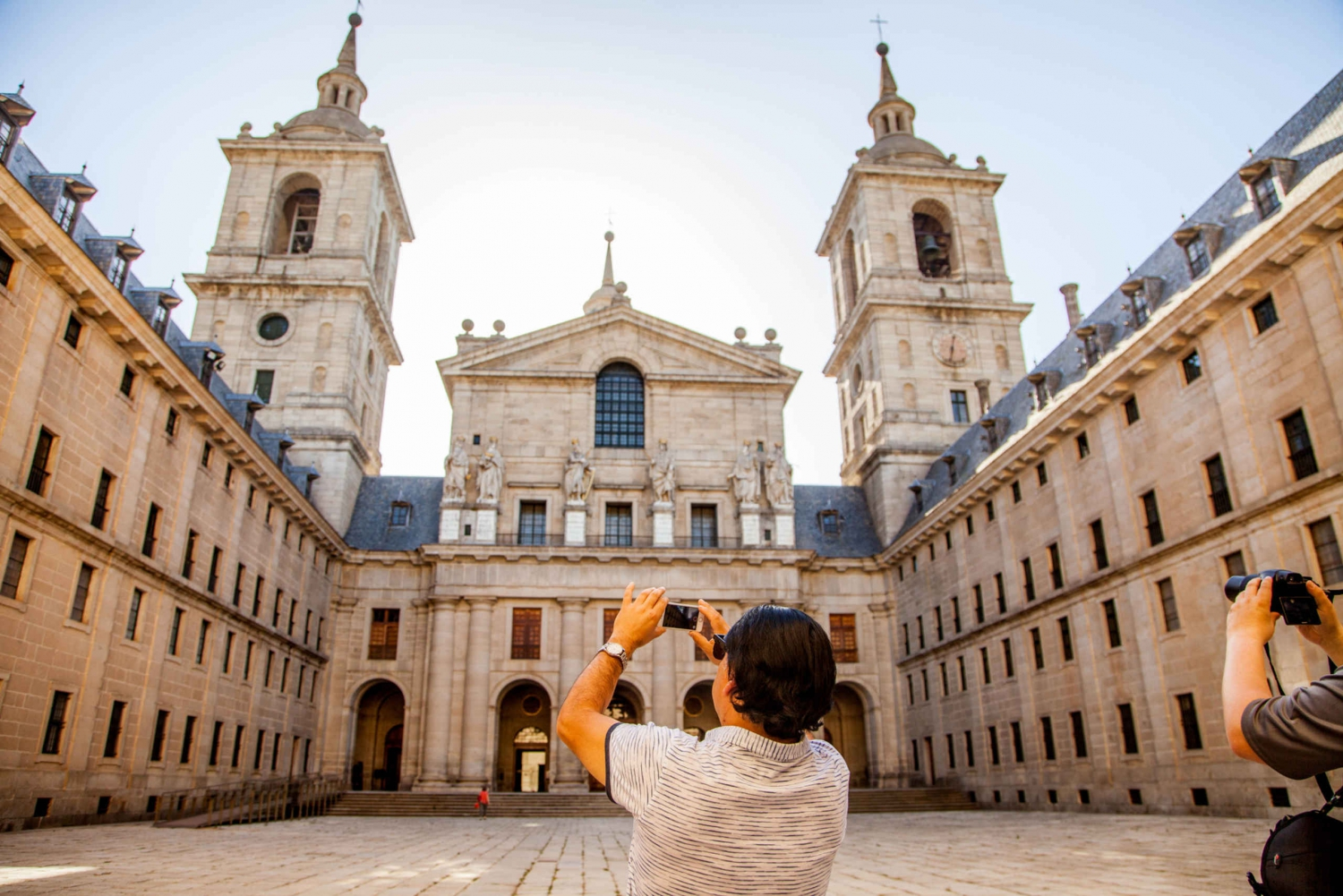 Half-Day El Escorial & Valley of the Fallen Tour from Madrid