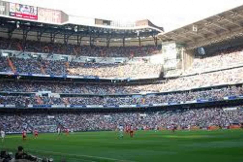 Half-Day Madrid Sightseeing Tour & Bernabeu Stadium