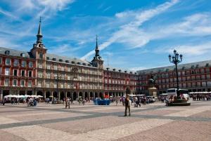 Hapsburgs Madrid Walking Tour