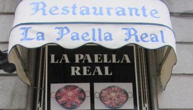 La Paella Real