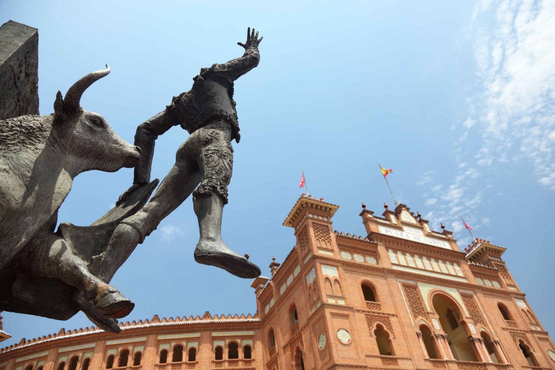 Las Ventas Bullring Tour and Dinner Flamenco Show
