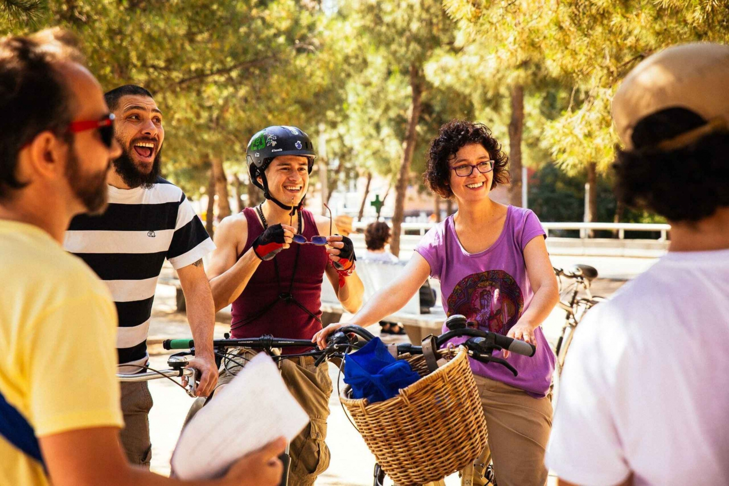 Local's Favorite Gems: Private Cycling Tour