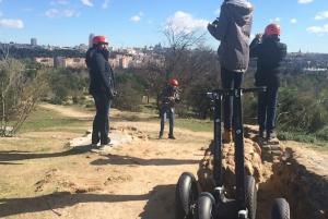 Madrid: 1.5-hour Casa de Campo Segway Tour