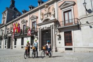 Madrid: 1.5-Hour Top 10 E-Bike Sightseeing Tour