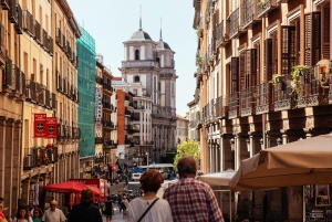 Madrid: 1.5-Hour Tour with a Local