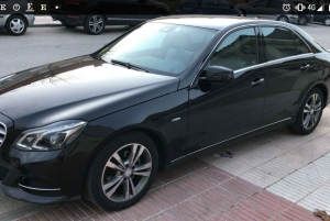 Madrid: 1-Way Luxury Transfer between Airport and Hotels