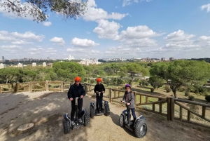 Madrid: 2-Hour Private Off-Road Segway Tour of Casa de Campo