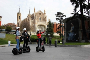 Madrid: 2-Hour Segway Tour of the Historic Center