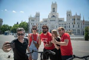 Madrid: 3-Hour Highlights Bike Tour