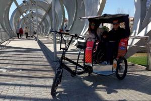 Madrid: 3-Hour Pedicab Tour