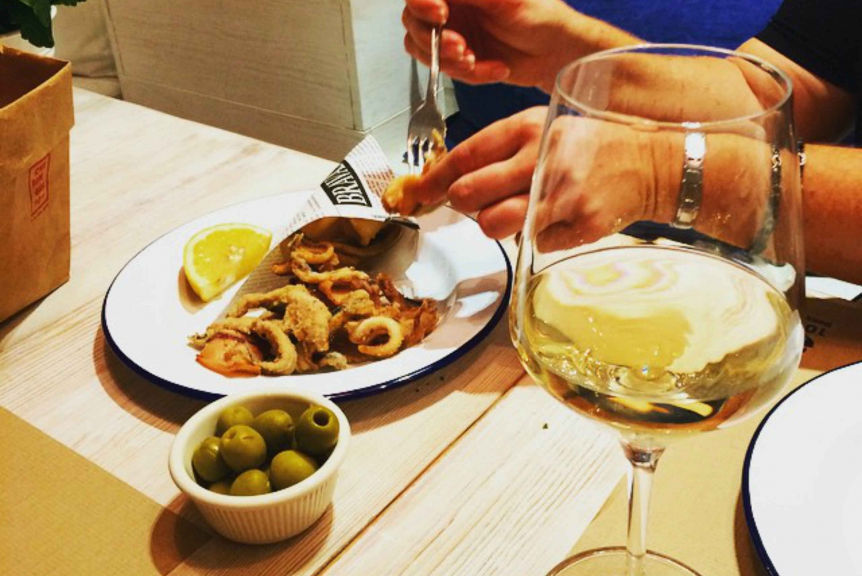 Madrid 3-Hour Tapas Adventure with Wine and Tastings