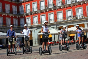 Madrid: 3-Hour XXL Segway Tour