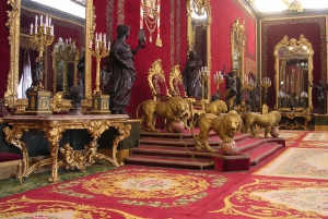 Madrid: 4-Hour Bus Tour with Royal Palace Admission