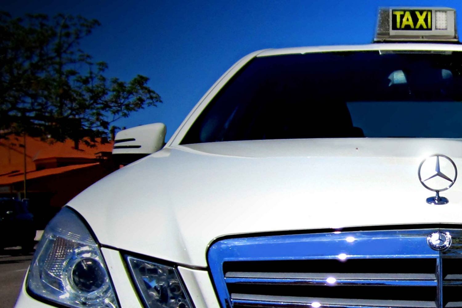 Madrid Airport to City Center: 1-Way Private Transfer