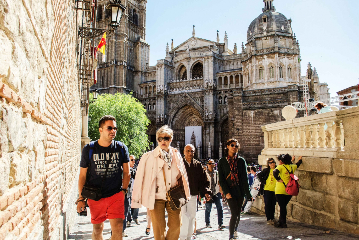 Madrid and Toledo Full-Day Coach Tour