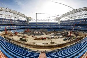 Madrid: Bernabéu Stadium Tour with Direct Access Tickets