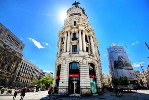 Madrid: Best of Madrid Walking Tour