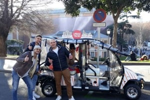 Madrid: Buggy Tour of the City