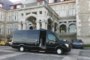 Madrid City Center: Private Transfer to Madrid Airport